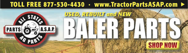 All States Ag Parts - BALER PARTS