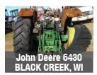 Used John Deere 6430 tractor parts