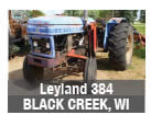Used Leyland tractor parts
