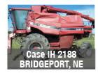 Case IH 2188 combine parts